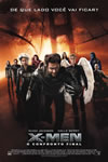 Poster do filme X-Men: O Confronto Final
