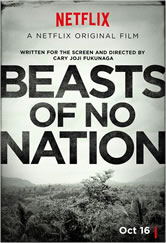 Poster do filme Beasts of no Nation