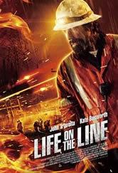 Poster do filme A Vida por um Fio
