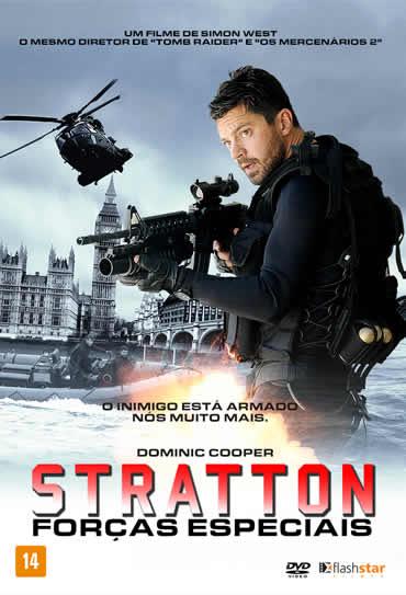Poster do filme Stratton - Forças Especiais