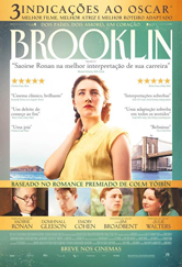 Poster do filme Brooklyn