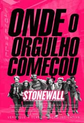 Poster do filme Stonewall - Onde o Orgulho Começou