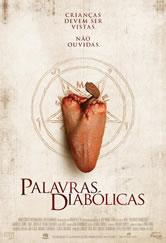Poster do filme Palavras Diabólicas