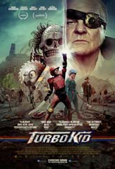 Poster do filme Turbo Kid