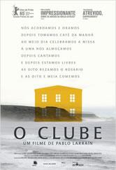 Poster do filme O Clube