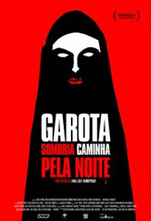 Poster do filme Garota Sombria Caminha pela Noite