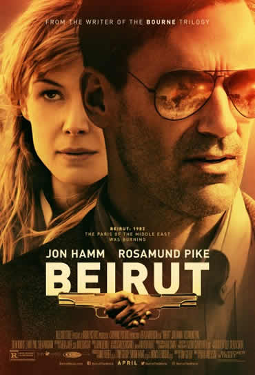 Poster do filme Beirute