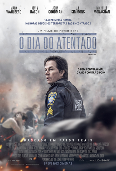Capa O Dia do Atentado Torrent 720p 1080p Dublado Baixar