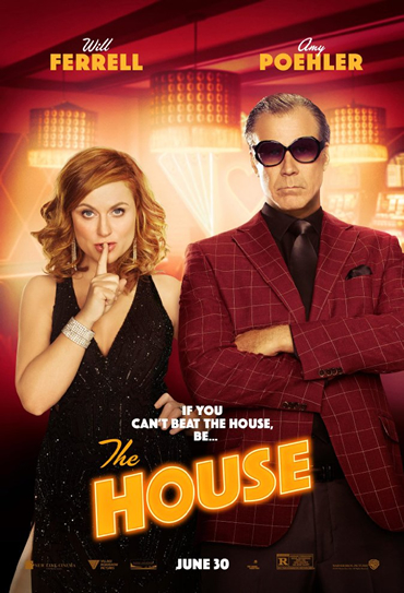 Capa The House Torrent 720p 1080p Dublado Baixar