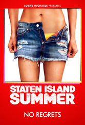 Poster do filme Staten Island Summer