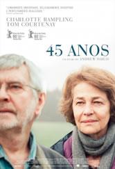 Poster do filme 45 Anos