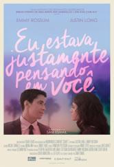 Poster do filme Eu Estava Justamente Pensando em Você
