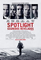 Poster do filme Spotlight: Segredos Revelados