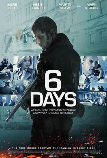 Poster do filme 6 Dias