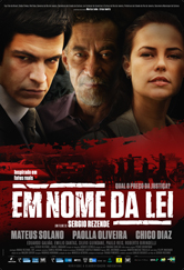 Poster do filme Em Nome da Lei