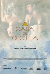 Poster do filme A Casa de Cecília