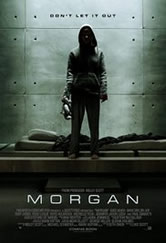 Poster do filme Morgan - A Evolução