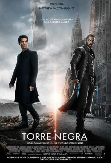 Poster do filme A Torre Negra
