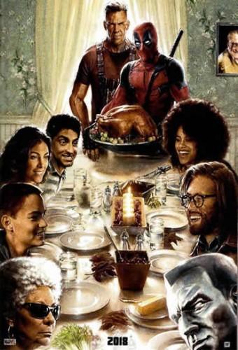 Imagem 3 do filme Deadpool 2