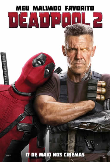 Poster do filme Deadpool 2