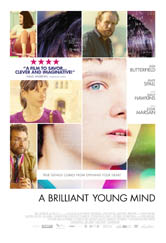 Poster do filme A Brilliant Young Mind