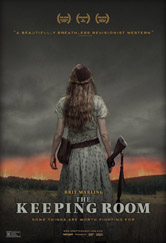 Poster do filme The Keeping Room