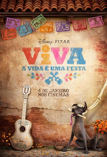 Poster do filme Viva - A Vida É uma Festa