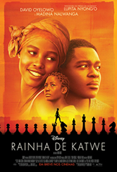 Poster do filme Rainha de Katwe