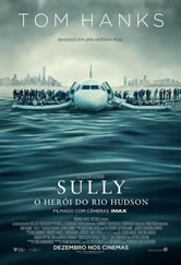 Poster do filme Sully - O Herói do Rio Hudson