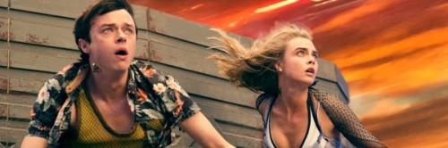 Imagem 2 do filme Valerian e a Cidade dos Mil Planetas