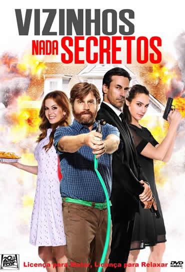 Poster do filme Vizinhos Nada Secretos