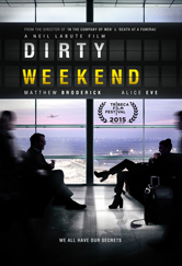 Poster do filme Dirty Weekend