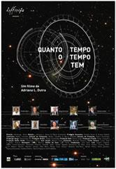Poster do filme Quanto Tempo o Tempo Tem