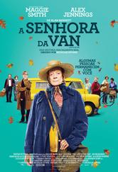 Poster do filme A Senhora da Van