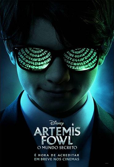 Artemis Fowl: O Mundo Secreto