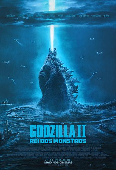 Godzilla II: O Rei dos Monstros