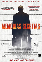 Poster do filme Memórias Secretas