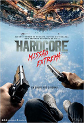 Capa Hardcore: Missão Extrema Torrent Dublado 720p 1080p 5.1 Baixar