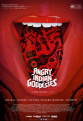 Poster do filme Angry Indian Goddesses