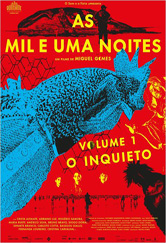 Poster do filme As Mil e uma Noites: Volume 1, O Inquieto