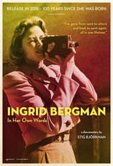 Eu Sou Ingrid Bergman – 2015