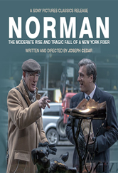 Capa Norman: The Moderate Rise and Tragic Fall of a New York Fixer Torrent Dublado 720p 1080p 5.1 Baixar