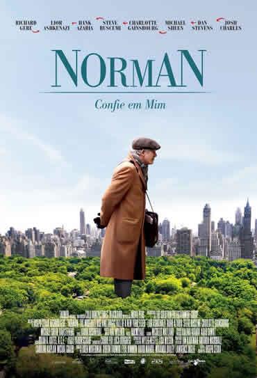 Poster do filme Norman - Confie em Mim