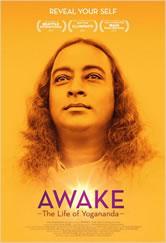 Poster do filme Awake - A Vida de Yogananda