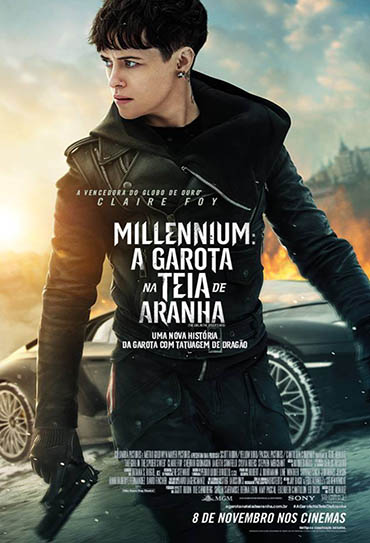 Download Filme Millennium: A Garota na Teia de Aranha Baixar Torrent BluRay 1080p 720p MP4