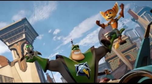 Imagem 1 do filme Heróis da Galáxia: Ratchet e Clank