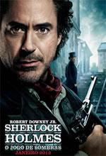 Poster do filme Sherlock Holmes 2: O Jogo de Sombras