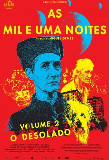 Poster do filme As Mil e Uma Noites: Volume 2, O Desolado