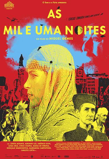 Poster do filme As Mil e Uma Noites: Volume 3, O Encantado