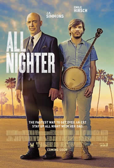 Poster do filme All Nighter